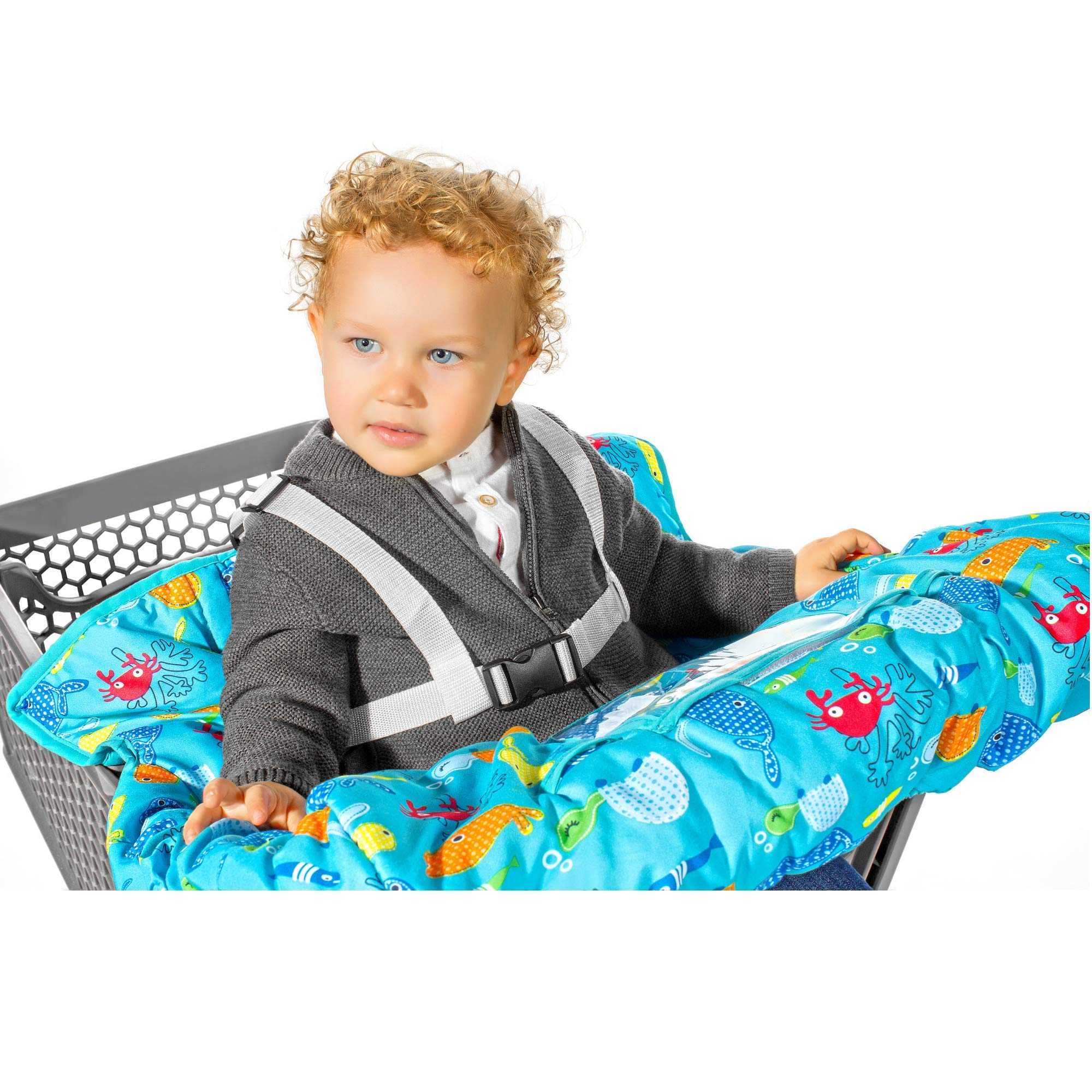Best Rated In Baby Shopping Cart Seat Covers Amp Helpful