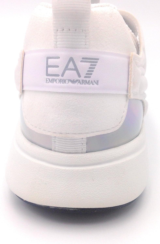 Zapatillas Emporio Armani Ea7 - 278088-7p299- Black,43