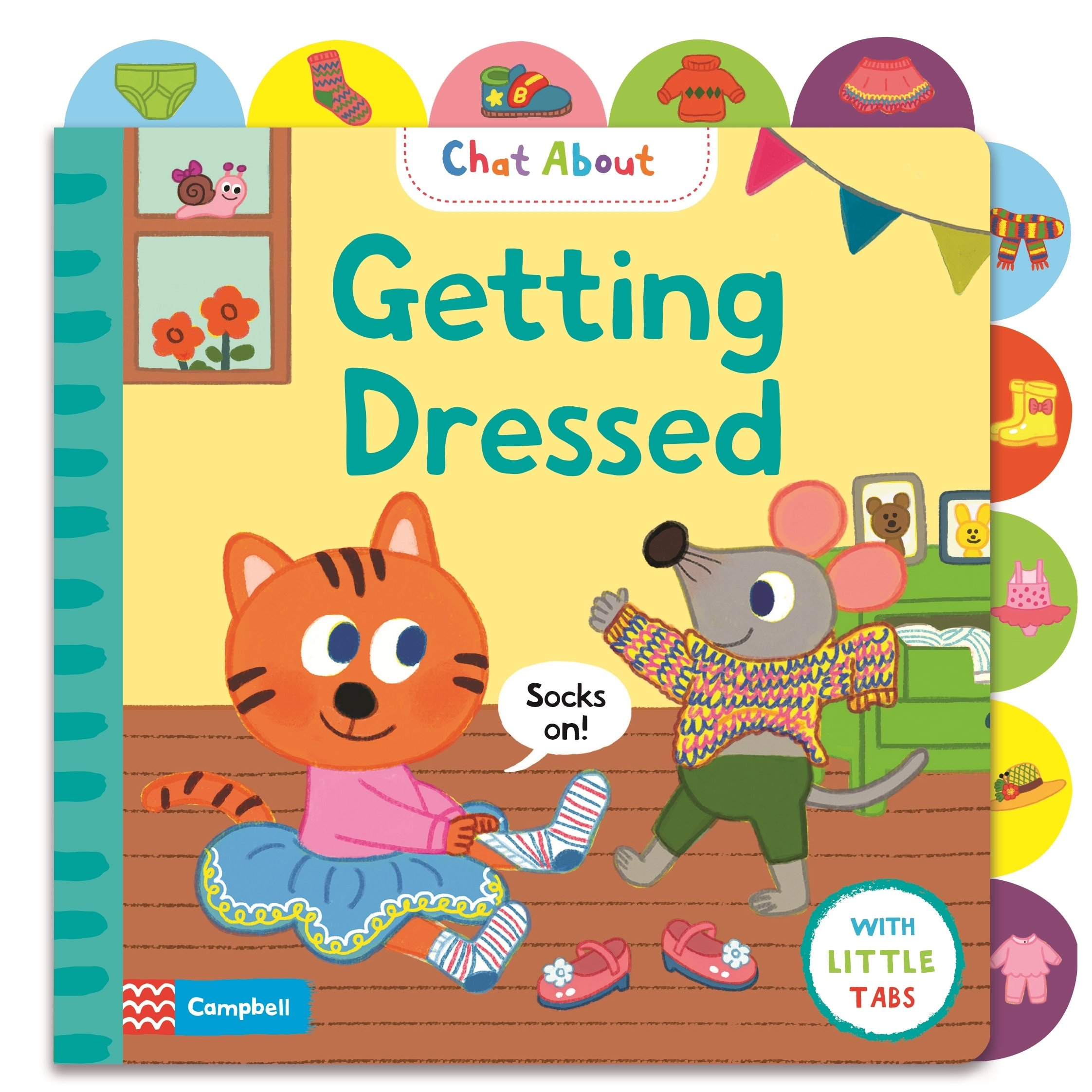 Amazon.com: Getting Dressed (Chat About) (9781509804573 ...