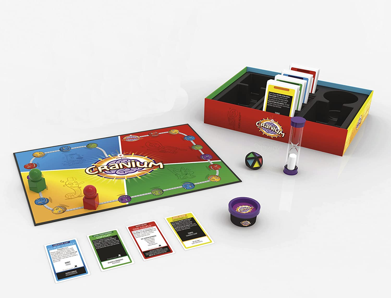 Hasbro Gaming - Cranium, Juego de Mesa (versión en Italiano): Amazon.es: Juguetes y juegos