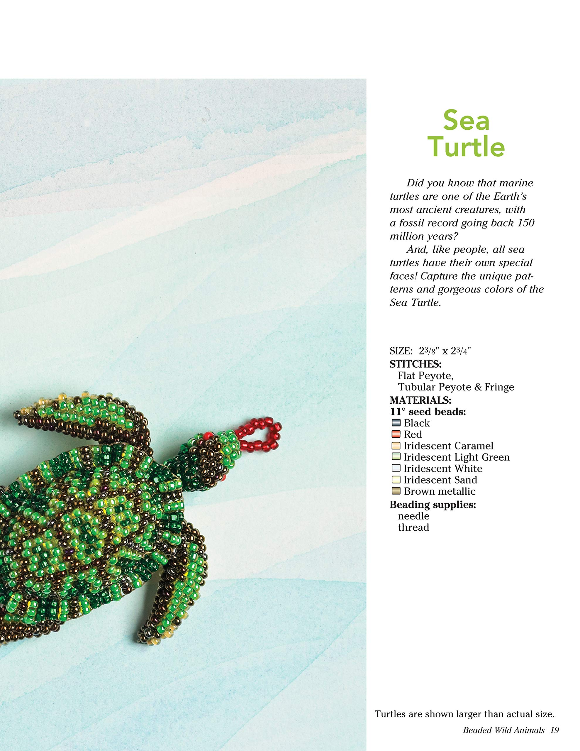 0648c53cd2929c Amazon.com  Beaded Wild Animals  Puffy Critters for Key Chains ...