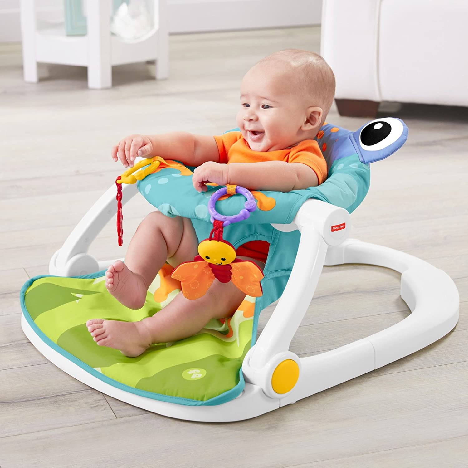 Buy Fisher Price Sit Me Up Floor Seat line at Low Prices in