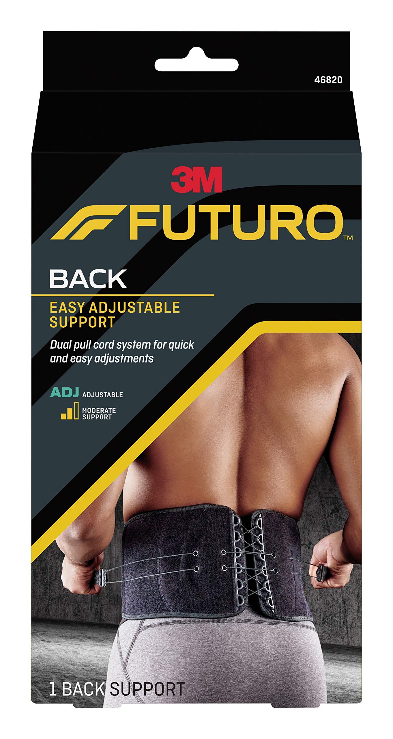 3ecf02ffab8e4e Amazon.com  Futuro for Her Slim Silhouette Back Support