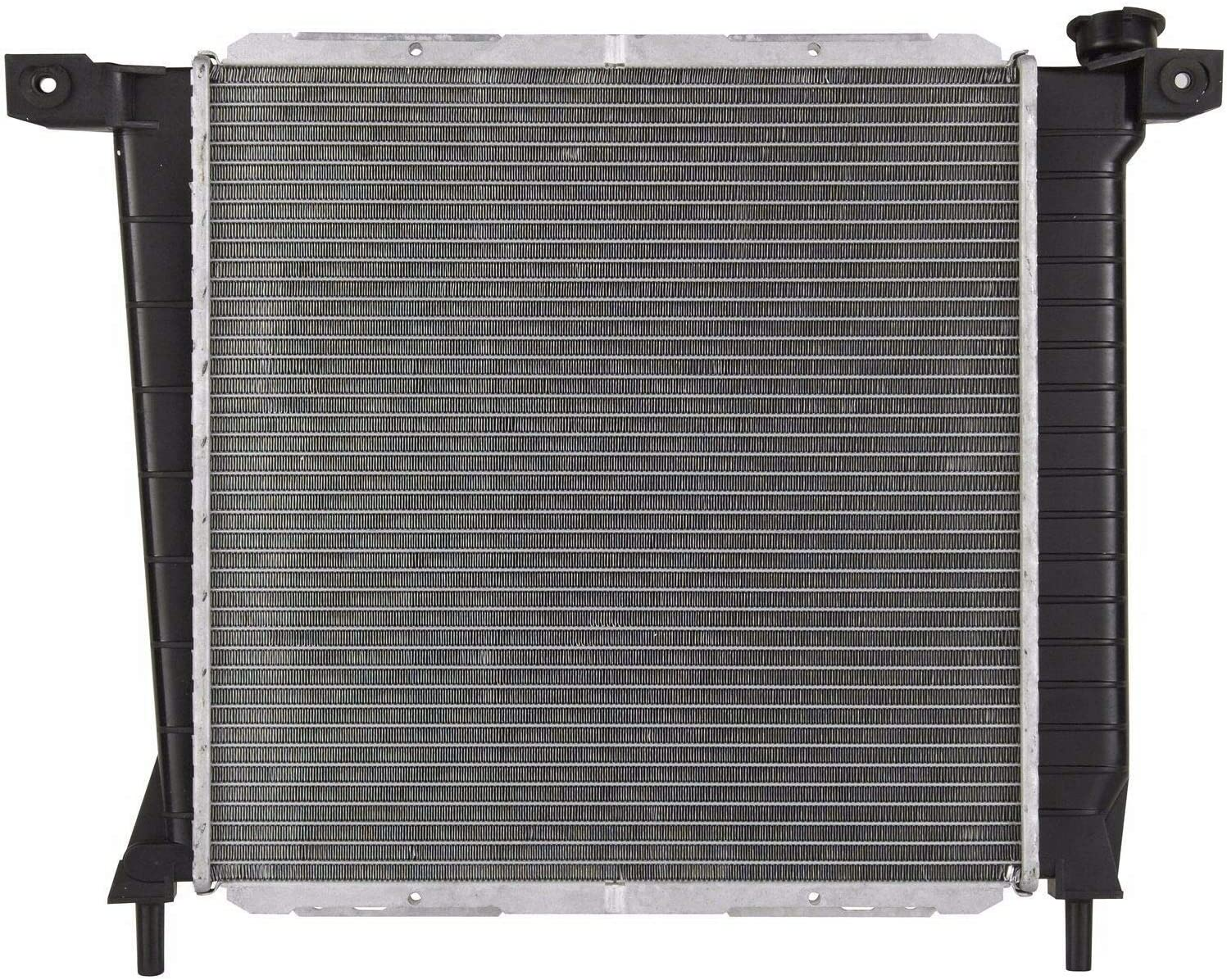 Klimoto Brand New Radiator fits Ford Ranger Bronco II Explorer Mazda Navajo 2.8L 2.9L 3.0L 4.0L V6 Manual Transmission only Will not work for Automatic