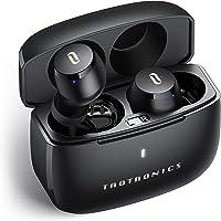 Wireless Earbuds, TaoTronics CVC 8.0 Noise Cancellation Bluetooth Earphones Wireless Earphones with Qualcomm QCC3040…