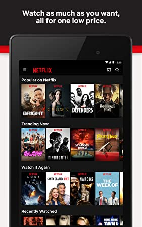 Amazon.com: Netflix: Appstore para Android