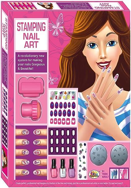 Stamping Nail Art Amazonin Toys Games