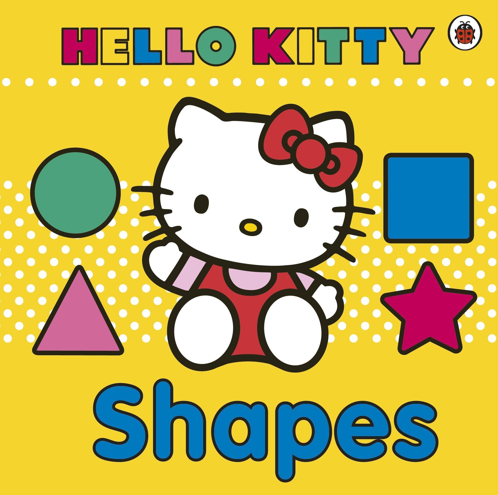 6cc9ad16e Hello Kitty: Shapes Board Book: Amazon.co.uk: 9781409312178: Books