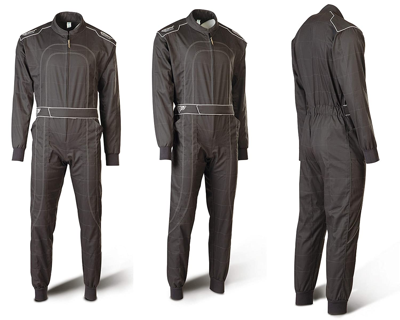 Karting Suit XL Modell 2018 Speed Kartoverall Daytona Grau