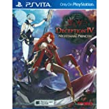 Deception IV: The Nightmare Princess Asia Import (English Subtitles) - PS VITA