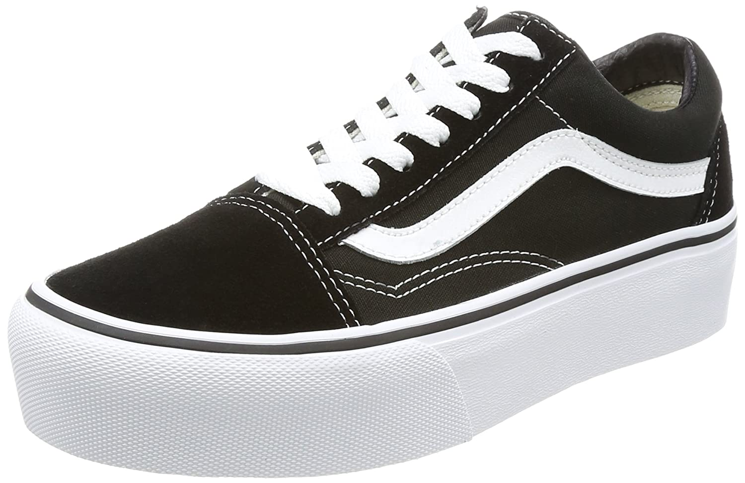 764a056cabd8b Vans Old Skool, Unisex Adults' Low-Top Trainers: Amazon.co.uk: Shoes & Bags
