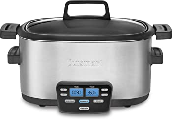 Cuisinart MSC-600 Slow Cooker