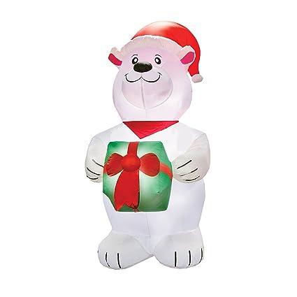 Amazon.com: airformz hinchable Holiday Decorations, Polar ...