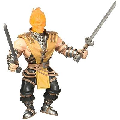 "Funko 21909 Savage World: Mortal Kombat Scorpion Collectible Toy, 3.75"": Funko Action Figure:: Toys & Games"