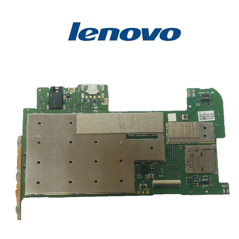 Motherboard Motherboard Lenovo Tab 2 A7 - 10 °F 8 GB Wi-Fi: Amazon