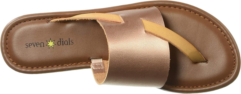 Choose SZ//color Details about  /SEVEN DIALS Women/'s Seagrove Flat Sandal