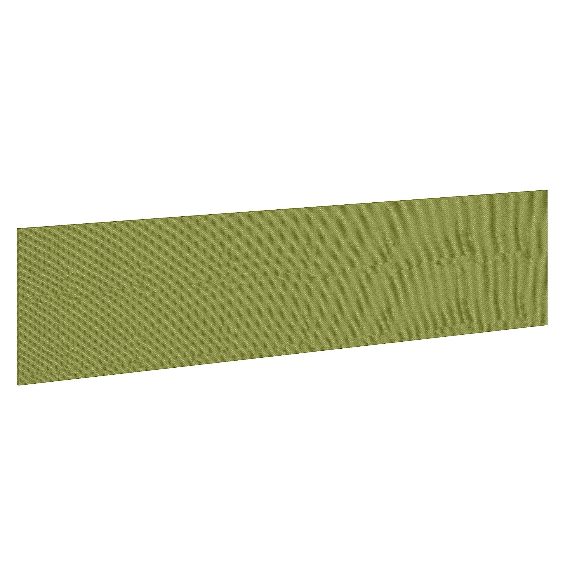 Bush Business Furniture Studio C 72W Tack Board in Lime Green