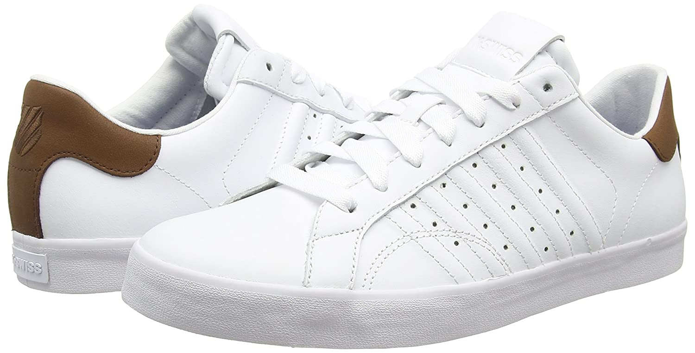 K Swiss Belmont 03323 189 M Weiss Sneakers Herren
