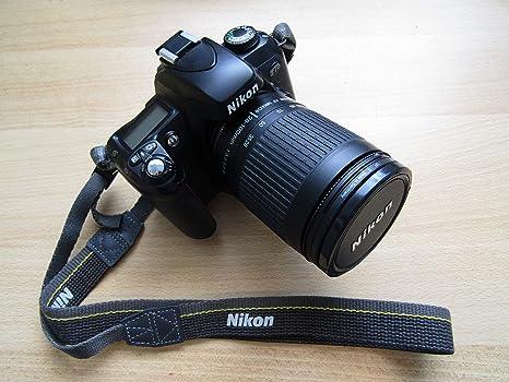 Nikon F75 Cuerpo de cámara réflex con Negro: Amazon.es: Electrónica