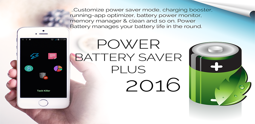 Power battery saver plus appstore for android for Saver plus