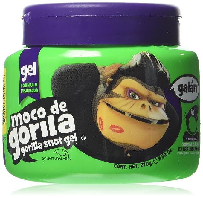 Moco De Gorila Gel Fijador Para Cabello 9 5 Oz Paquete De De 1 Beauty