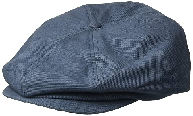88249be5 Brixton Men's Brood Newsboy Snap Hat: Amazon.in: Clothing & Accessories