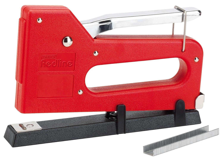 Draper Redline 67673 100 x 12 mm pistola grapadora//grapadora con grapas