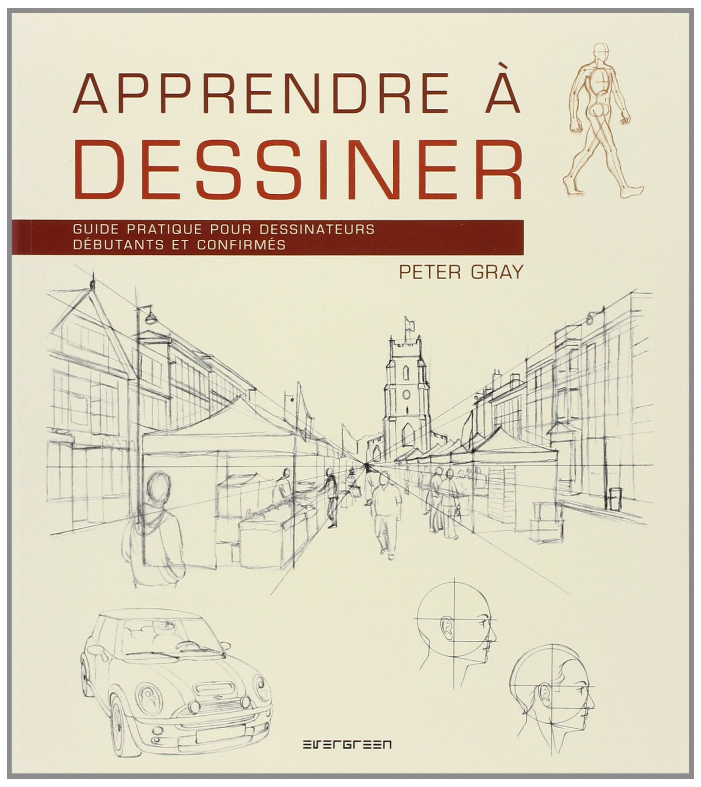 Turbo Amazon.fr - Apprendre à dessiner - Peter Gray, Sophie Montigny  JC36