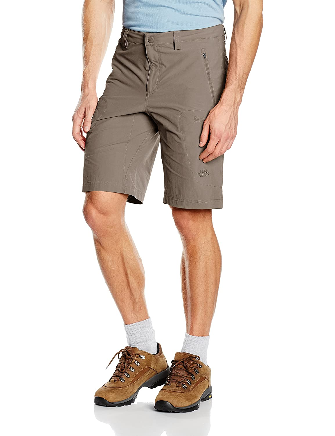 THE NORTH FACE Herren M Exploration Short Weimaraner BRWN