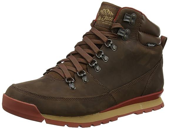 The North Face Back-To-Berkeley Redux Leather, Stivali da Escursionismo Alti Uomo