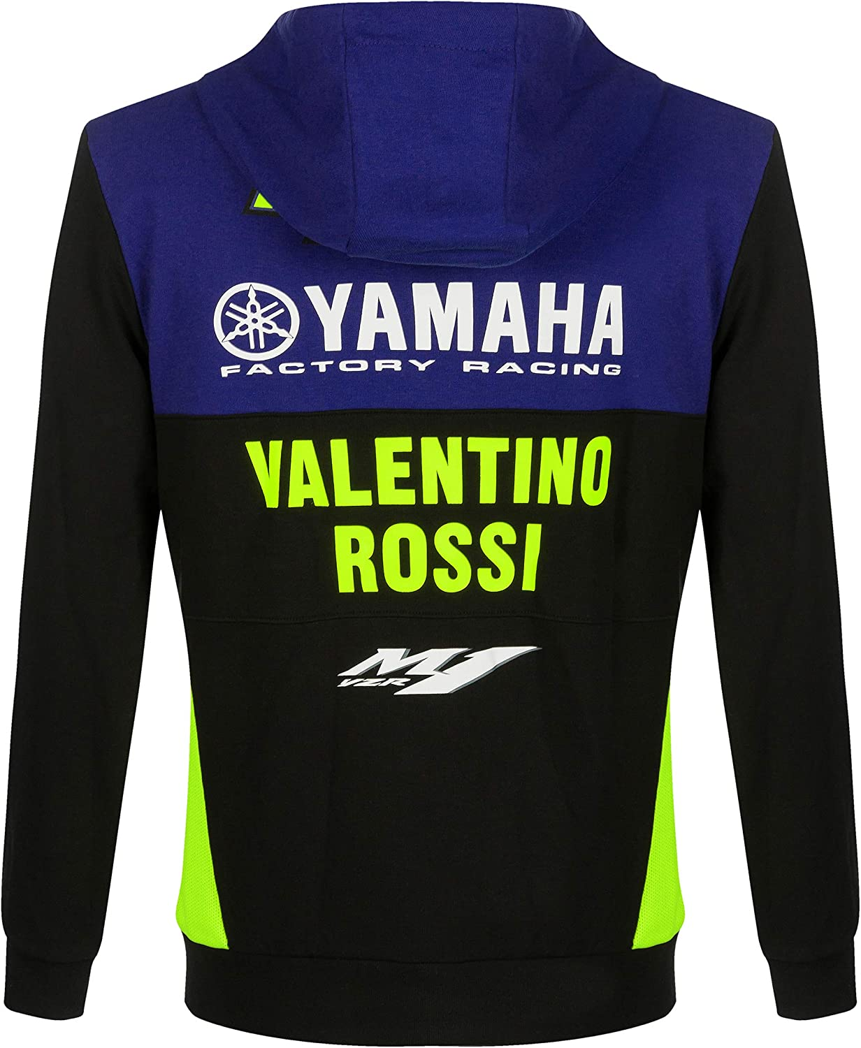 2019 Valentino Rossi VR46 Mens Hoodie Hoody Official Yamaha Factory Racing