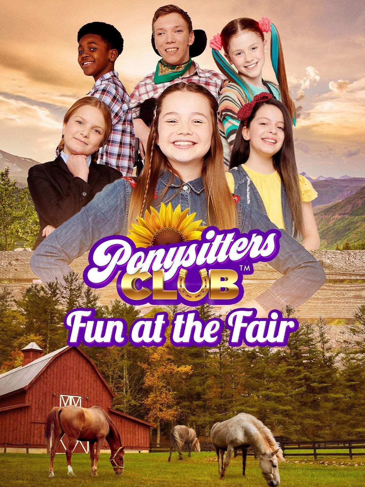 Ponysitters Club : Fun at the Fair