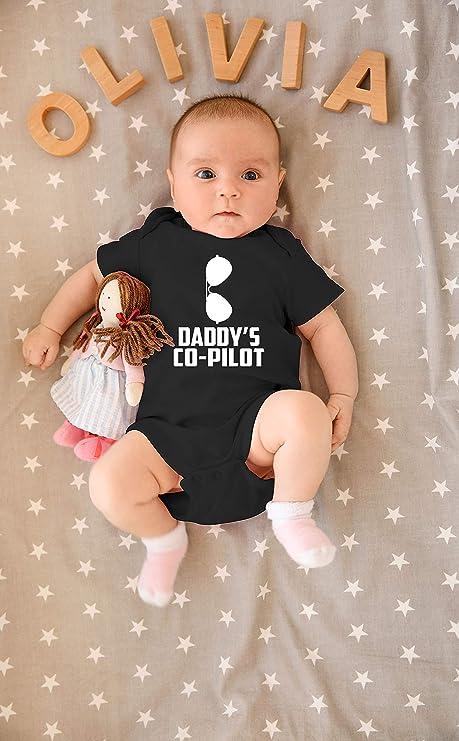 Amazon.com: Daddy copiloto Aviator anteojos de sol gracioso ...