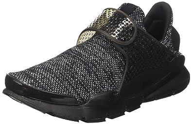 sports shoes d1bcc 9e959 Nike Men s Sock Dart Br Gymnastics Shoes, Black (Nero 001), ...