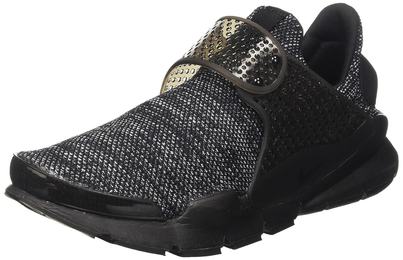 NIKE Men's Sock Dart BR Running Shoe B07191BKHS 13 D(M) US Black / Black-black