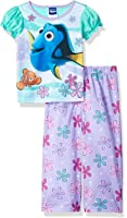 Disney Toddler Girls' Finding Nemo 2pc Pajama Pant Set
