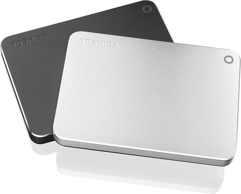 Toshiba Hdtw210eb3aa Portable Externe Festplatte 1tb Computer Zubehör