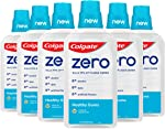 Colgate Zero for Healthy Gums Alcohol Free Mouthwash, Reduces Gingivitis Gum
