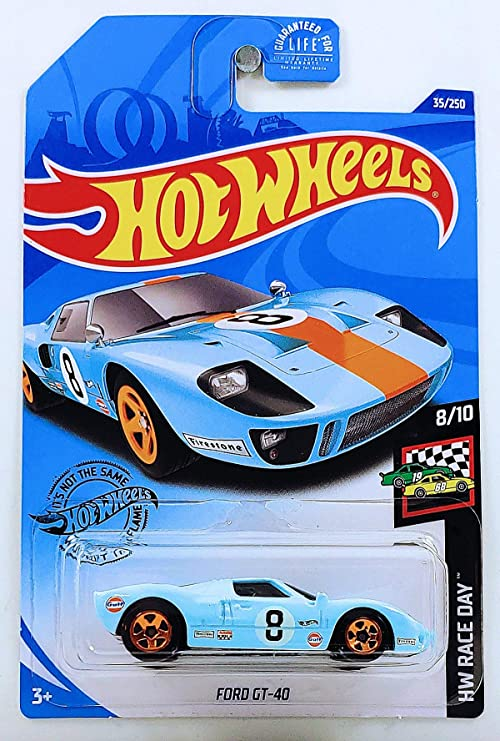 Hot Wheels 2019 #130//250 GRUPPO x24 red Le mans New Casting 2019 @F