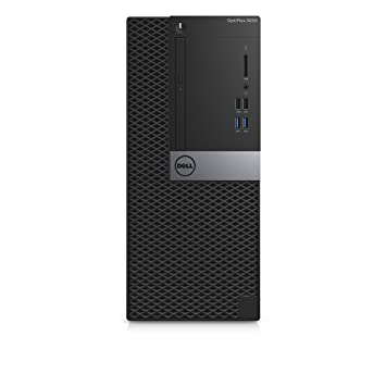 Dell OptiPlex 5050 3.4GHz i5-7500 Mini Tower 7ª generación de procesadores Intel®