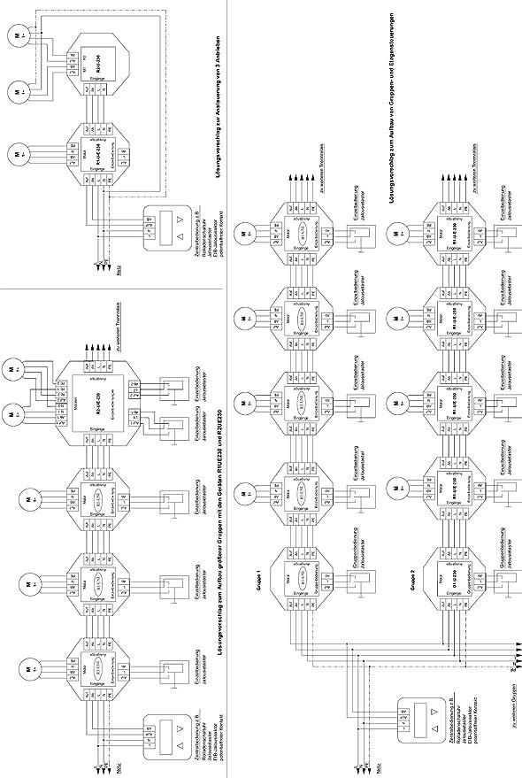 Simu Trennrelais R1-UNI für Rolladenmotor Jalousiemotor ...