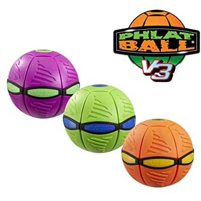 Vivid Imaginations Phlat Ball V3 Fusion: Toys & Games
