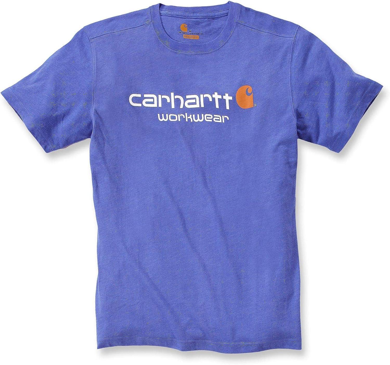 t-shirt con logo Carhartt