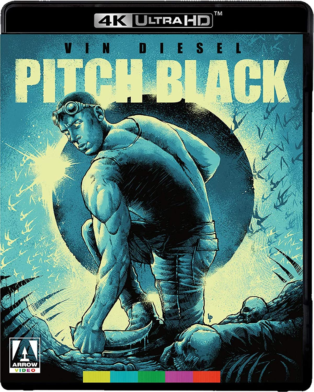 Amazon.com: Pitch Black [4K Ultra HD / UHD] [Blu-ray]: Vin Diesel, Radha  Mitchell, Keith David, Cole Hauser, David Twohy: Movies & TV