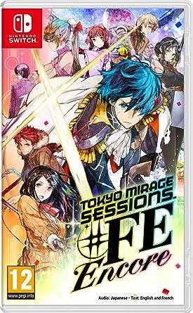 Tokyo Mirage Session #FE Encore - Nintendo Switch [Importación ...