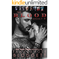 The Blood Series Mega Boxed Set: Vampire /Shifter Romance Thriller Books 1-8