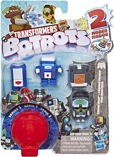 Transformers BotBots Series 5 BRATWORST Mini Figure Mint OOP