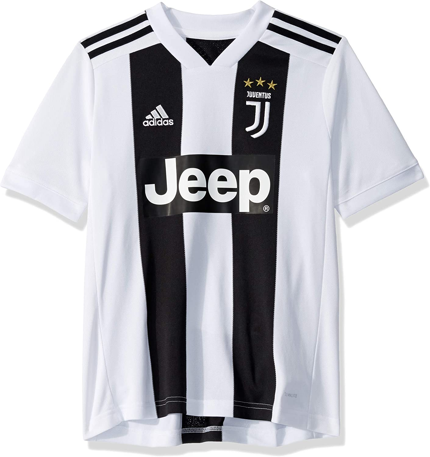 amazon com adidas soccer youth juventus fc home jersey clothing adidas soccer youth juventus fc home jersey