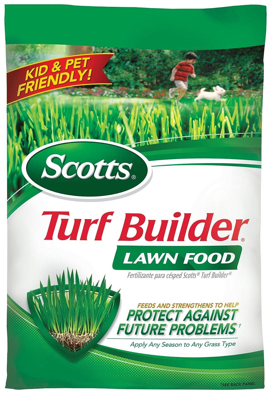 Scotts Turf Builder 500 sq Fertilizer Image 1