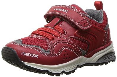 17fa37cb6f Amazon.com   Geox Kids' JR Bernieboy 16 Sneaker   Running